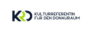 logo_kulturreferentin für den donauraum